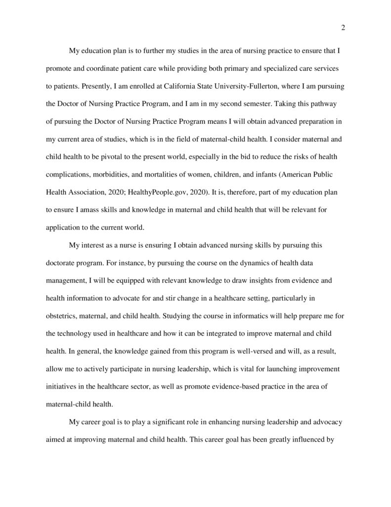 Scholarship Essay Examples About Yourself 2